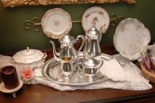 Elegant Private Tea Service Available