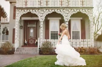 magical rl wilson bride front exterior