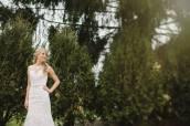 rl wilson bride and greenery