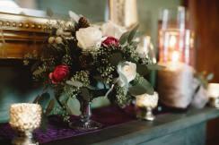 rl wilson fireplace mantel