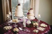 wedding dessert buffet by heavenly sweets and rl wilson house