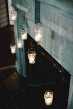 wilson house fireplace votives